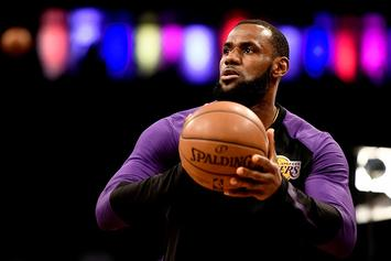 LeBron James Cleared To Return To Practice Next Week: Report