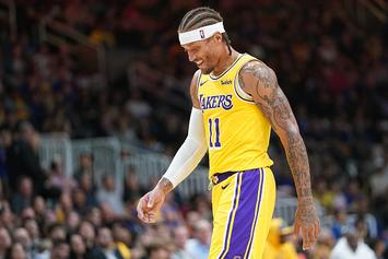 Michael Beasley Checks Into Game With Practice Shorts On: Twitter Reacts