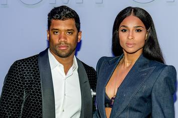 """Ciara And Russell Wilson Respond To Future: """"Rise Above"""""""