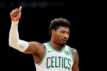 "Celtics' Marcus Smart Fined For ""Aggressively Pursuing An Opponent"""