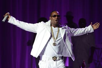 R. Kelly's Alleged Non-Disclosure Agreement For Partners Surfaces