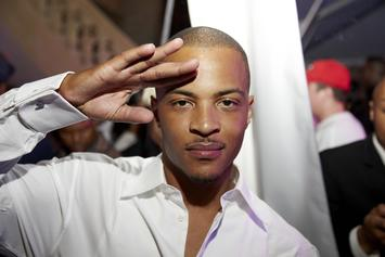 T.I. Doubles Down On His Support Of Chris Brown Amid Rape Allegations