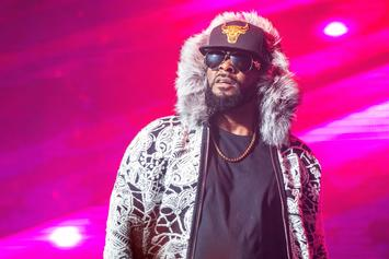 "R. Kelly Banned From Visiting ""Studio"" As Frequently Following Docuseries"
