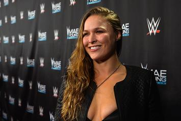 """Ronda Rousey Joins Kevin Hart's """"Cold As Balls,"""" Talks WWE Goals & More"""