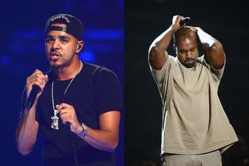 "Is J. Cole Throwing Subs At Kanye West On ""Middle Child?"""