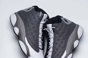 "Air Jordan 13 ""Atmosphere Grey"" Rumored Release Info"