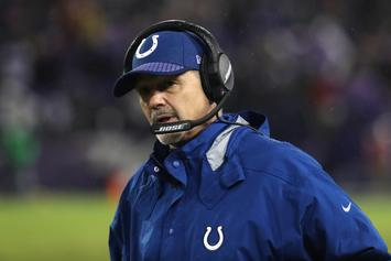 Chuck Pagano Doesn't Want To Be An NFL Head Coach Again