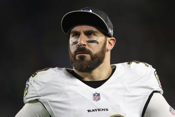 Eric Weddle Is Having Second Thoughts On Retirement If Ravens Release Him