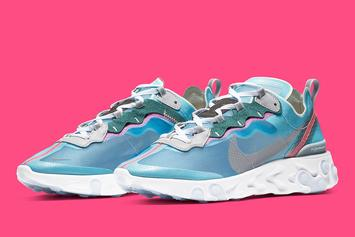"Nike React Element 87 ""Royal Tint"" Release Information"