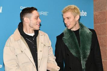 Pete Davidson And Machine Gun Kelly Bro Out At Sundance Film Festival