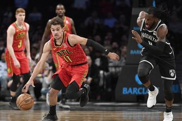 """Trae Young Says It's A """"No-Brainer"""" That He'll Have A Better Career Than Luka Doncic"""