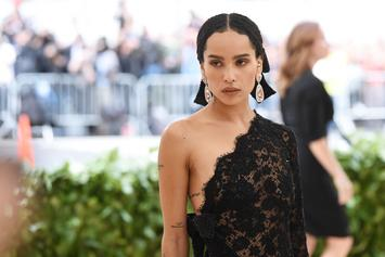 Zoe Kravitz's ASMR Super Bowl Ad For Michelob Ultra Is Here