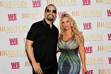 """Ice-T Responds To Topless Family Photo: """"May I Ask What's Your Problem?"""""""