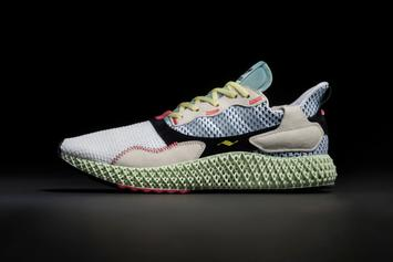 Adidas Introduces The ZX 4000 4D: Release Details & Official Images