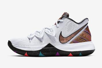 "Nike Kyrie 5 ""BHM"" Coming Soon: Release Details Announced"