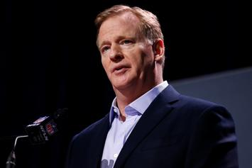 Roger Goodell Offers Explanation For Why Colin Kaepernick Isn't Playing