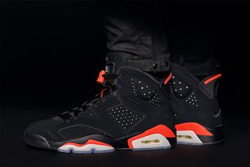 """Kith To Release Air Jordan 6 """"Infrared"""" Early Alongside Unique Apparel"""
