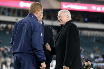 Jerry Jones Says Jason Garrett's Job Is Safe