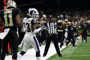 """Federal Judge Slams The Door On A Saints-Rams Playoff """"Do-Over"""""""