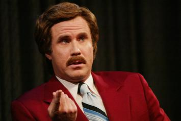 Will Ferrell Returns As Ron Burgundy In Hilarious Trailer For New Podcast