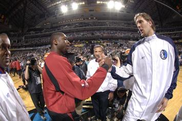 Dirk Nowitzki, Dwyane Wade Named To All Star Game: Report