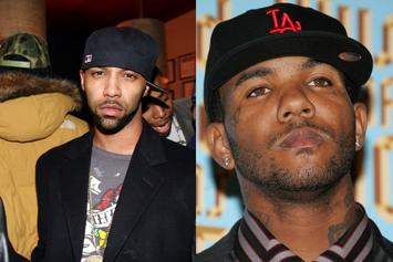 """Joe Budden Rips The Game For Disrespecting Fiancée: """"Watch Your F*cking Mouth"""""""