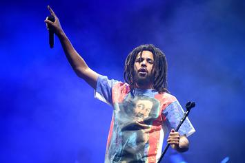 """J. Cole's """"Middle Child"""" Marks His Highest Charting Single On Billboard Hot 100"""