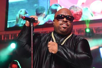 "Cee-Lo Green Apologizes For His ""F*ck Protesters"" Super Bowl Comment"