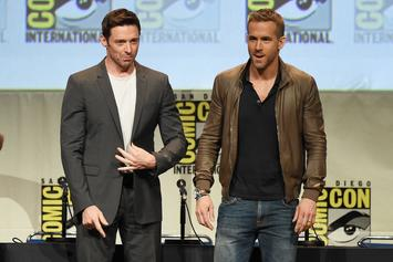 Ryan Reynolds & Hugh Jackman Fail At Ending Their Fake Feud