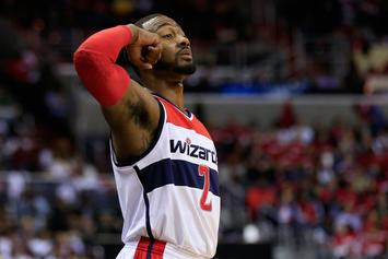 John Wall Plans To Get College Diploma During Injury Layoff