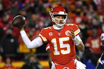 Patrick Mahomes' Dad Tried To Convince Him To Quit Football