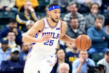 The 76ers Won't Let Ben Simmons Talk To Magic Johnson