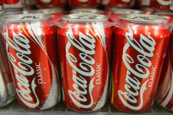 Coca-Cola Introduces First New Flavor In Over A Decade