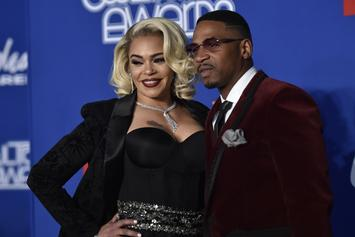 "Stevie J & Faith Evans Upped Their Sex Life From ""Three To Five Times A Day"""