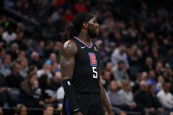 "Clippers' Montrezl Harrell Calls Out Fan: ""Shut The F*ck Up"""