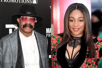 Tiffany Haddish Says Drake's Dad Slid In Her DMs