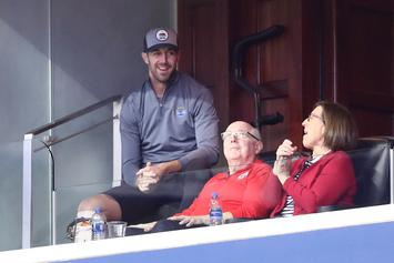 "Washington Redskins President Is ""Keeping Fingers Crossed"" On Alex Smith"