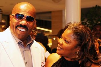 Mo'Nique & Steve Harvey Fail Miserably As Peacemakers: Watch Footage