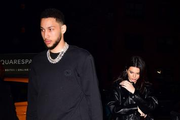 Kendall Jenner Nurses Ben Simmons After Kevin Knox's Wrathful Posterization