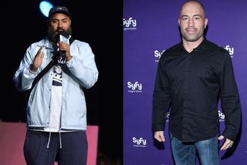 Ebro Puts Joe Rogan On Blast After Racist Remarks