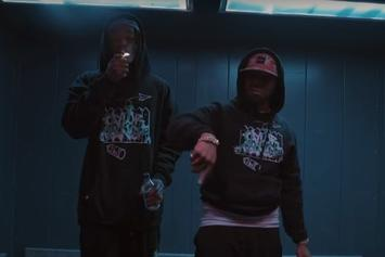"Wiz Khalifa & Curren$y Drop Off New Video ""Forever Ball"""