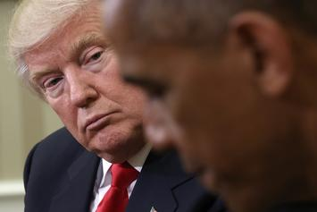 Donald Trump Says Obama Nearly Kicked Off A Nuclear War With North Korea