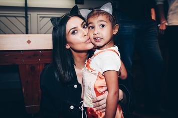 "Kim Kardashian Denies Reports Of North West Having A Boyfriend: ""Is That For Real?"""