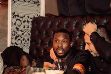 "Meek Mill Claps Back At Michael Rapaport For Calling Him ""Trash"""