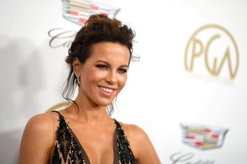 """Kate Beckinsale Roasts Fan Who's """"Disappointed"""" In Her Possibly Dating Pete Davidson"""