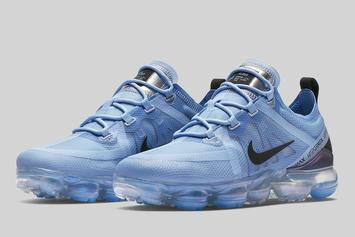 "Women To Get Nike Vapormax 2019 Version In ""Aluminum Blue"""