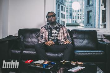 "Gunna Stages ""Drip Or Drown 2"" Listening Party In An Actual Aquarium"