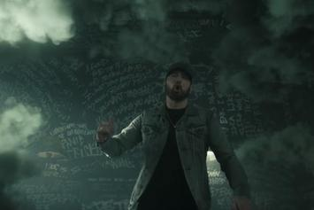 "Eminem & Boogie's ""Rainy Days"" Video Is Here"