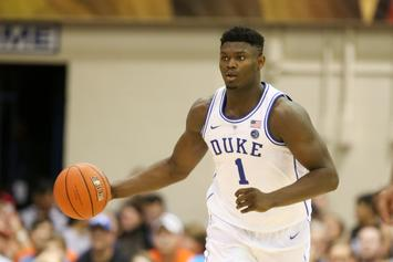 Zion Williamson Explains How High School Growth Spurt Made Him Better