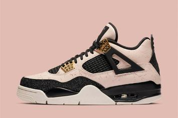 "Air Jordan 4 ""Splatter"" Debuts This Friday: Official Images"